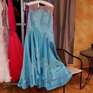Dresses & Skirts - Prom, wedding, ballroom dancing gown